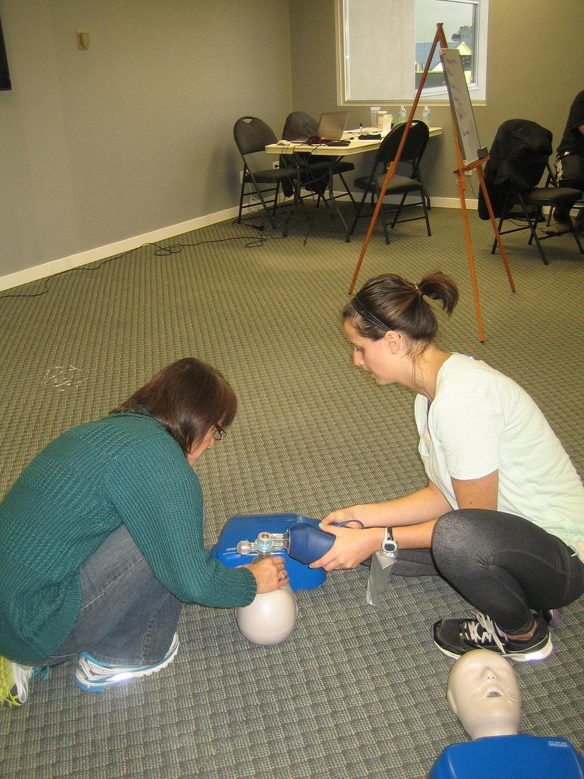 Cpr Level Hcp Courses In Nanaimo