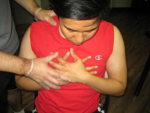 Chest Discomfort or Pain